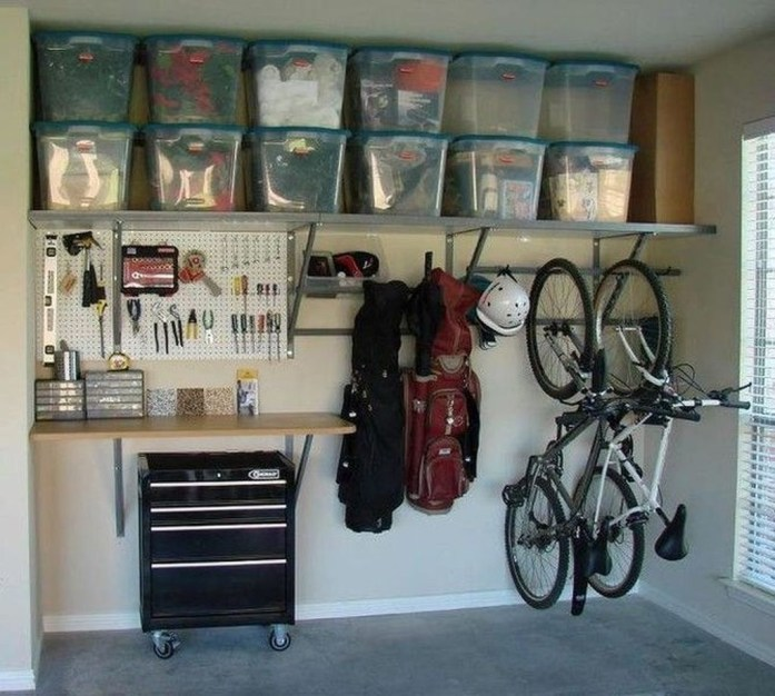 Modern Garage Organization Ideas To Try This Season 24
