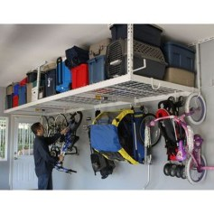 Modern Garage Organization Ideas To Try This Season 36