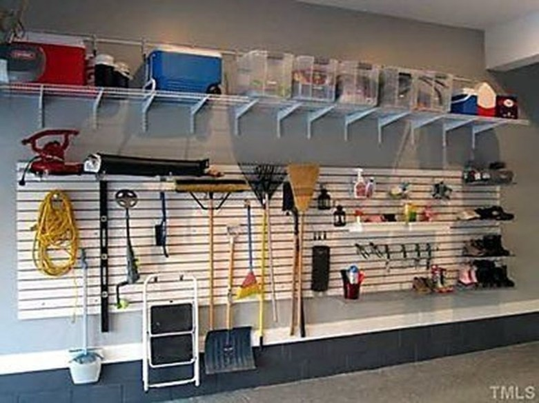 Modern Garage Organization Ideas To Try This Season 38