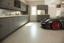 Pretty Garage Floor Design Ideas That You Can Try In Your Home 02