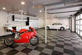 Pretty Garage Floor Design Ideas That You Can Try In Your Home 18