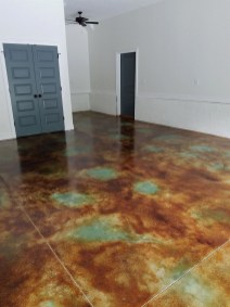 Pretty Garage Floor Design Ideas That You Can Try In Your Home 22