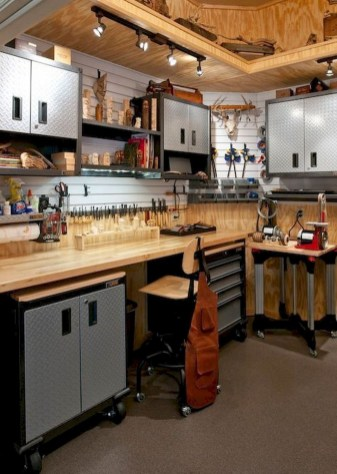 Pretty Garage Floor Design Ideas That You Can Try In Your Home 28