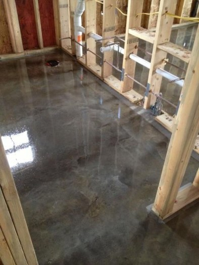 Pretty Garage Floor Design Ideas That You Can Try In Your Home 37
