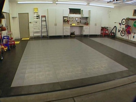 Pretty Garage Floor Design Ideas That You Can Try In Your Home 51