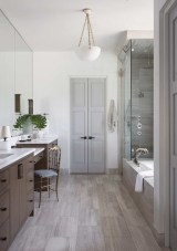 Rustic Bathroom Design Ideas With Wood For Home 04
