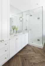 Rustic Bathroom Design Ideas With Wood For Home 08