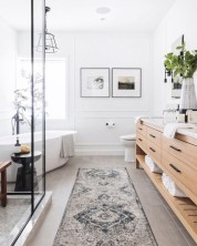 Rustic Bathroom Design Ideas With Wood For Home 27