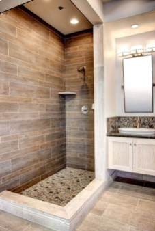 Rustic Bathroom Design Ideas With Wood For Home 30