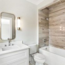 Rustic Bathroom Design Ideas With Wood For Home 42