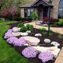 Attractive Border Garden Ideas To Your Landscaping Edging 01