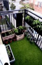 Cool Apartment Balcony Design Ideas For Small Space 37