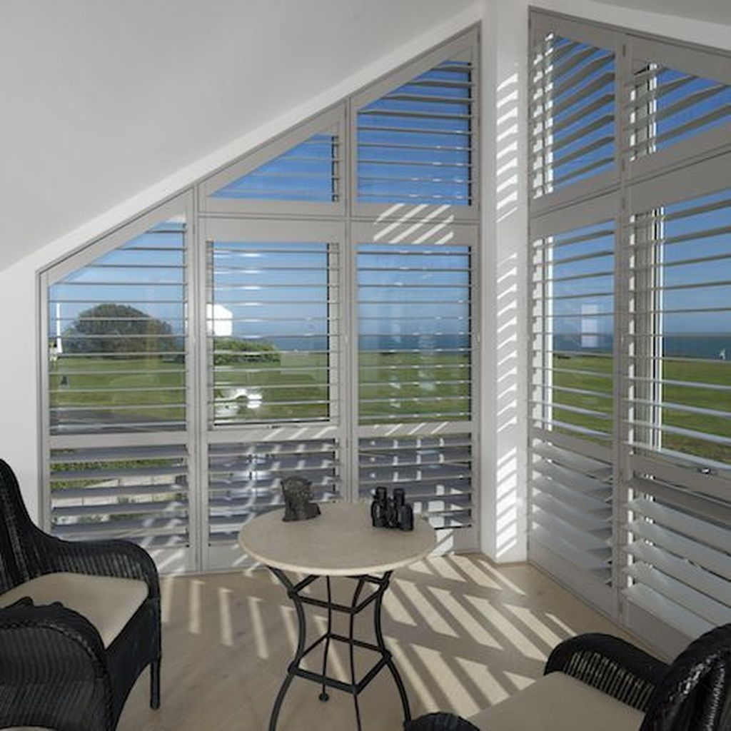 Enchanting Plantation Shutters Ideas That Perfect For Every Style 11