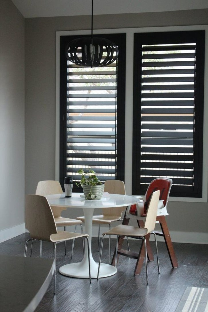 Enchanting Plantation Shutters Ideas That Perfect For Every Style 13
