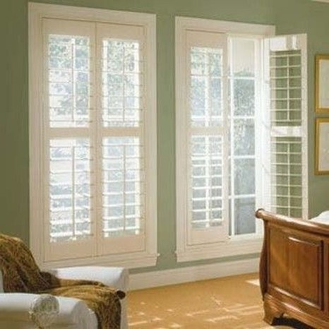 Enchanting Plantation Shutters Ideas That Perfect For Every Style 46
