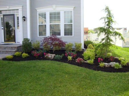 Impressive Small Front Yard Landscaping Ideas To Try 18