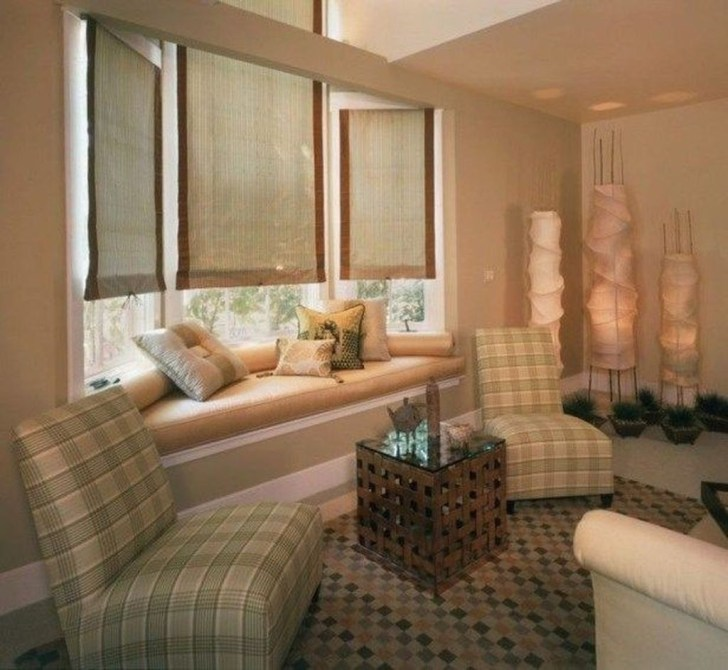 Relaxing Bay Window Design Ideas That Makes You Enjoy The View 41