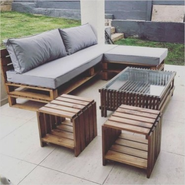 Splendid Diy Projects Outdoors Furniture Design Ideas 30