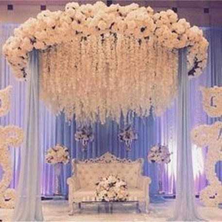Splendid Wedding Decorations Ideas On A Budget To Try 38