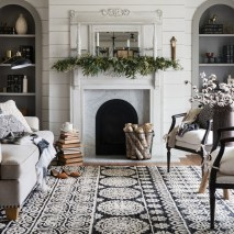 Superb Warm Family Room Design Ideas For This Winter 41