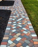 Unordinary Diy Pavement Molds Ideas For Garden Pathway To Try 03