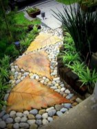 Unordinary Diy Pavement Molds Ideas For Garden Pathway To Try 06