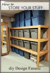 Unusual Stuff Organizing Ideas For Garage Storage To Try 20