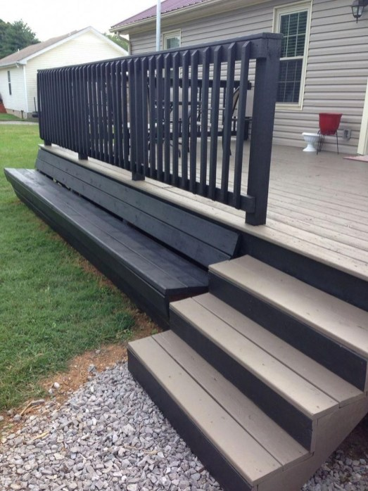 Admiring Deck Railling Ideas That Will Inspire You 04