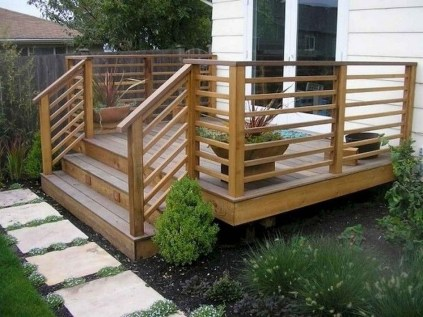 Admiring Deck Railling Ideas That Will Inspire You 11