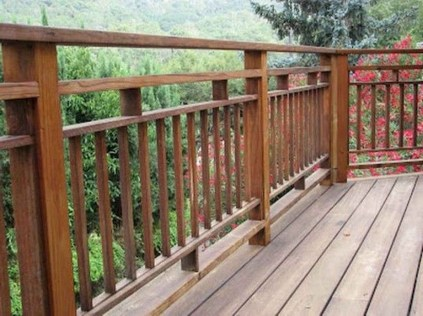 Admiring Deck Railling Ideas That Will Inspire You 12