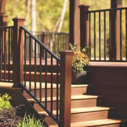 Admiring Deck Railling Ideas That Will Inspire You 13