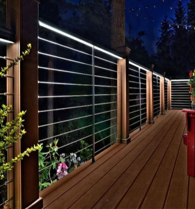 Admiring Deck Railling Ideas That Will Inspire You 45