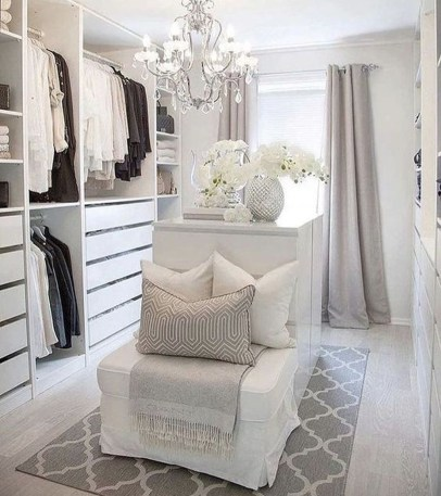 Attractive Dressing Room Design Ideas For Inspiration 14