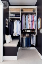 Attractive Dressing Room Design Ideas For Inspiration 24