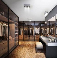 Attractive Dressing Room Design Ideas For Inspiration 29