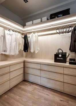 Attractive Dressing Room Design Ideas For Inspiration 47