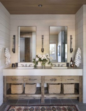 Attractive Lake House Decorating Ideas For You 45