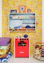 Awesome Retro Wallpaper Decor Ideas To Try 25