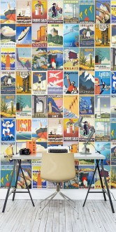 Awesome Retro Wallpaper Decor Ideas To Try 28