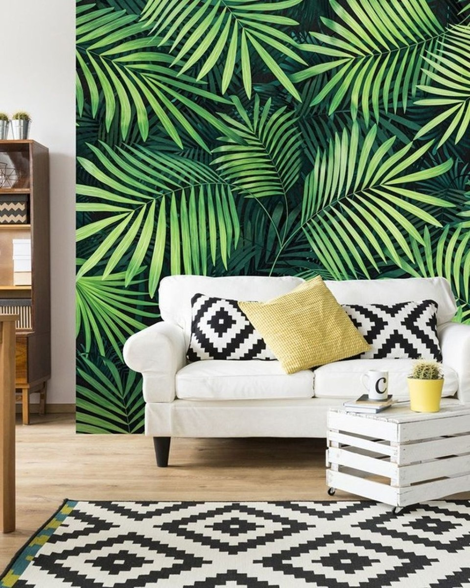 Awesome Retro Wallpaper Decor Ideas To Try 32