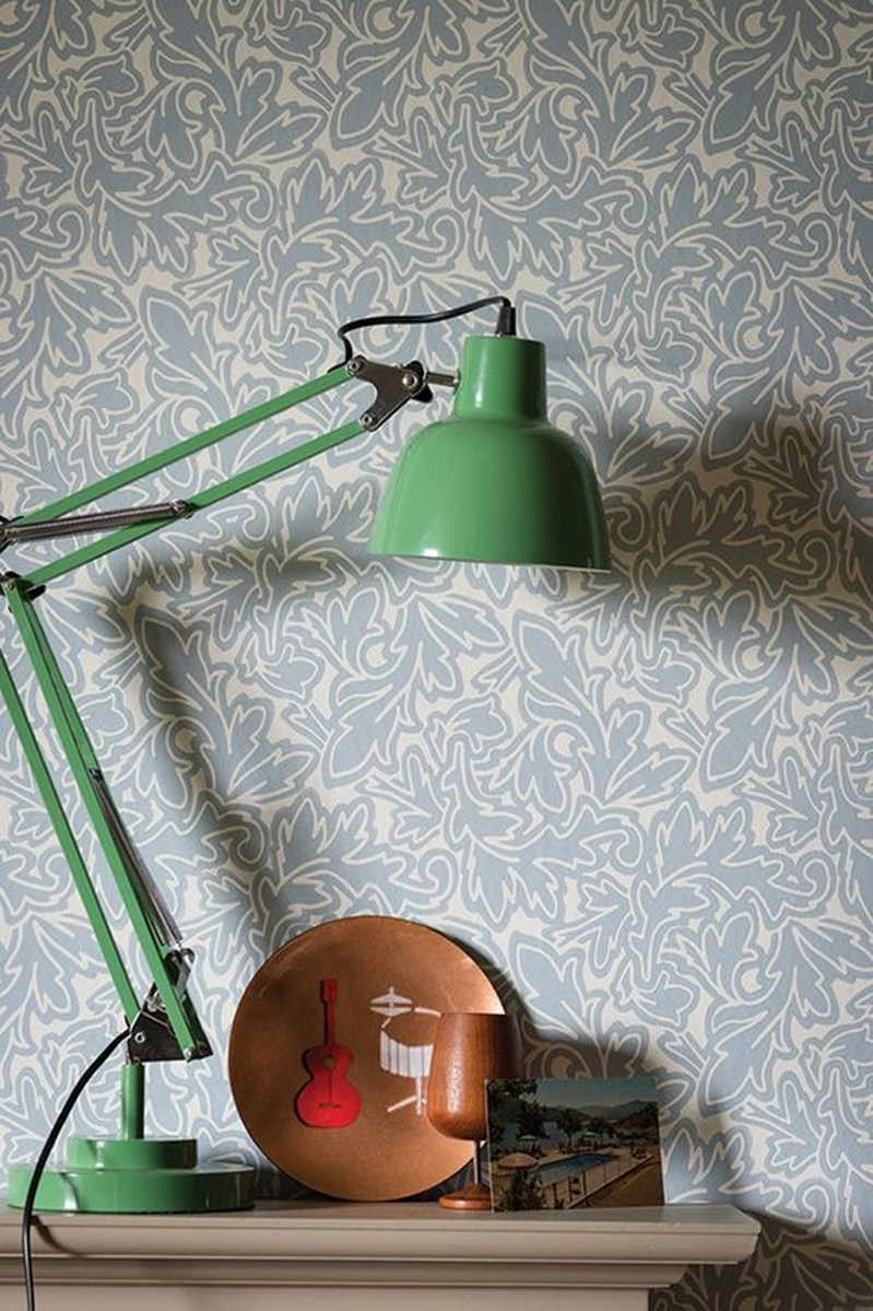 Awesome Retro Wallpaper Decor Ideas To Try 38