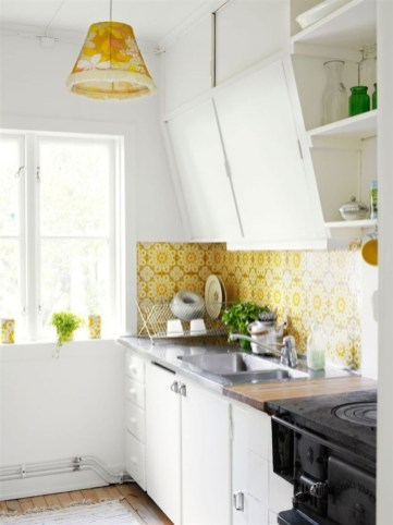 Awesome Retro Wallpaper Decor Ideas To Try 48