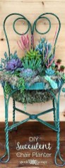 Awesome Succulent Garden Ideas In Your Backyard 33