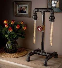 Best Handmade Industrial Lighting Designs Ideas You Can Diy 02