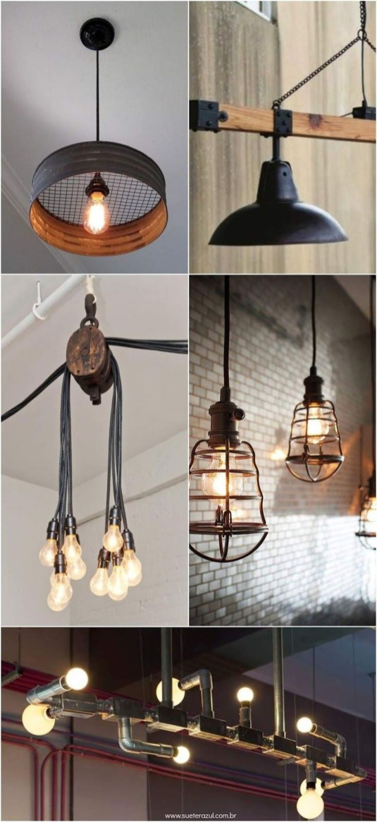 Best Handmade Industrial Lighting Designs Ideas You Can Diy 23