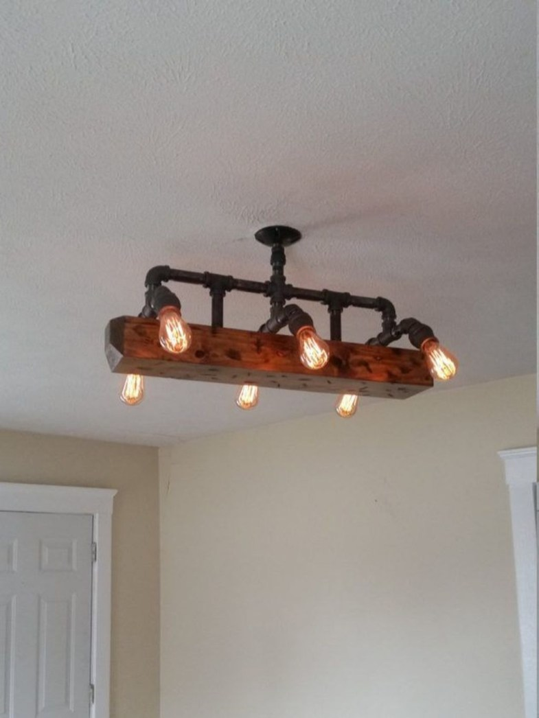 Best Handmade Industrial Lighting Designs Ideas You Can Diy 31