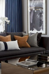 Cozy Masculine Living Room Design Ideas To Try 24