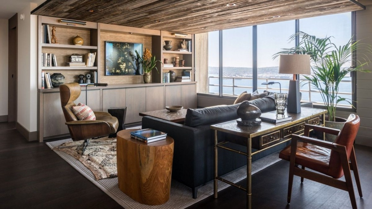 Cozy Masculine Living Room Design Ideas To Try 29