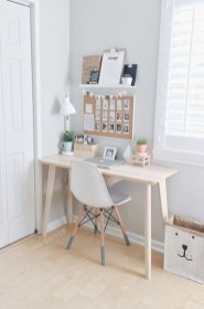 Delightful Home Office Design Ideas For Women 05