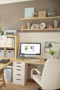 Delightful Home Office Design Ideas For Women 13